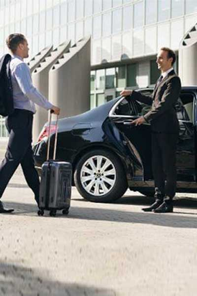 Limo airport service