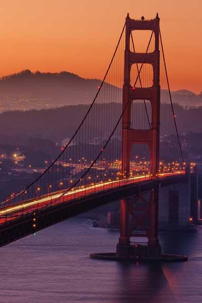 memorable San Francisco city tour
