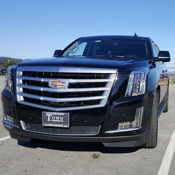Cadillac Escalade ESV SUV 5