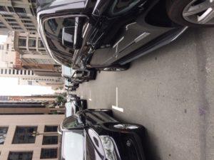 luxury black car service san francisco