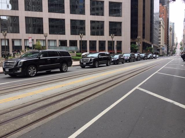 black car service in san Francisco