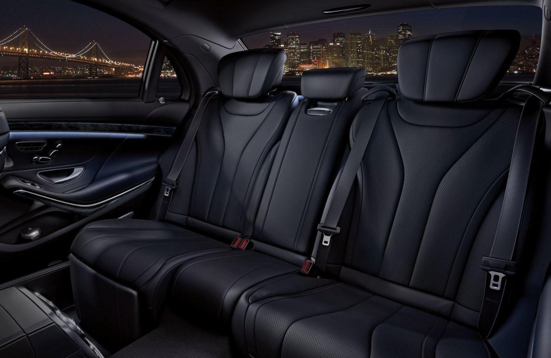 Mercedes S550 Sports Sedan