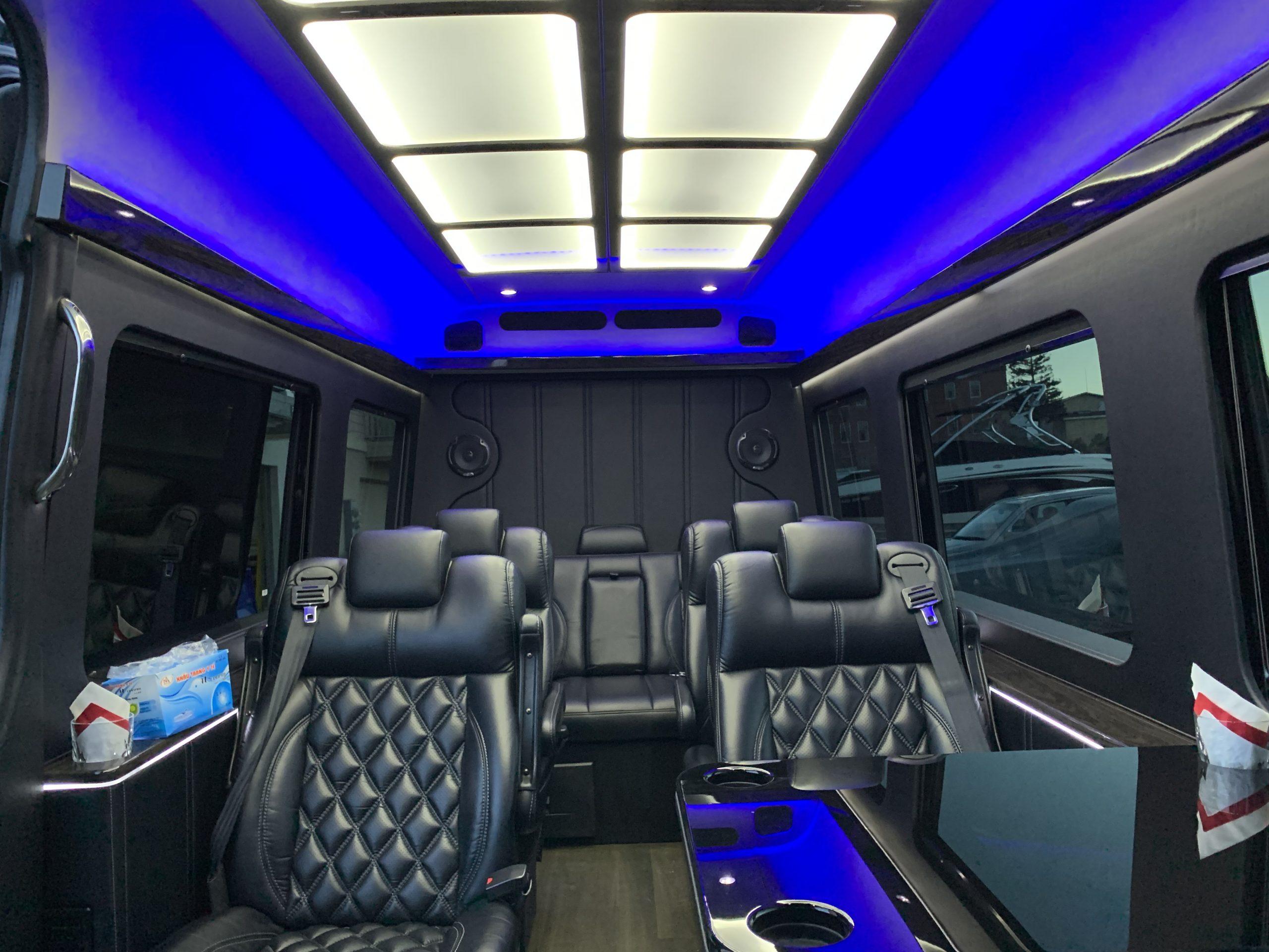 Mercedes Sprinter Van 2