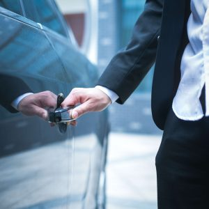 luxury chauffeur services in San Francisco